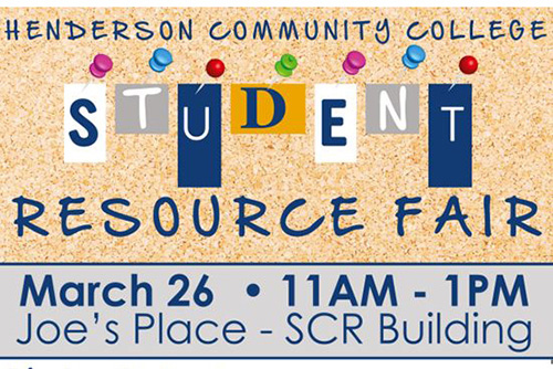 2019 HCC Student Resource Fair