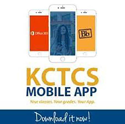 Download the KCTCS app now!