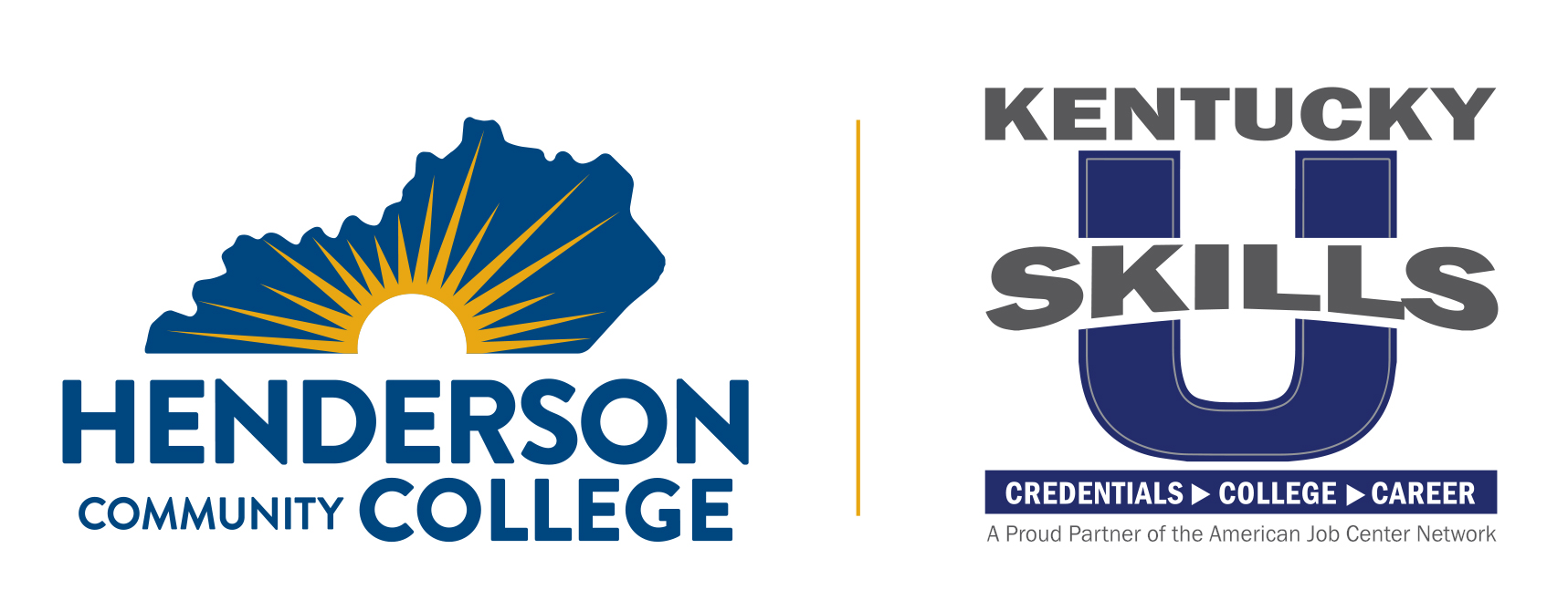 HCC and Kentucky SkillsU Logo